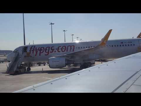 Pegasus Airlines Airbus A320 Sharklets (TC-DCM)