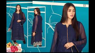 Veena Durrani Embroidered Kurti Collection by Zohan Textiles