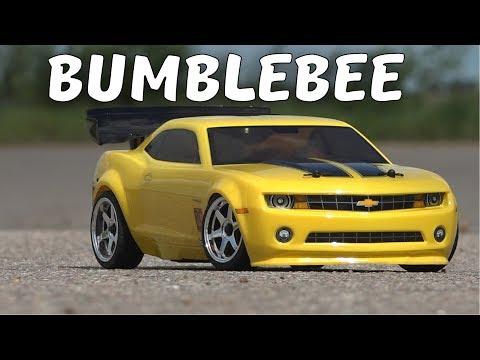 Тачка из ТРАНСФОРМЕРОВ. .. Bumblebee Бамблби