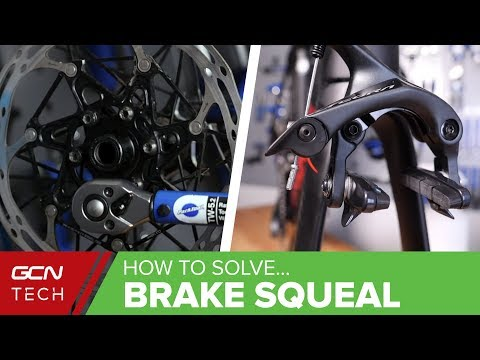 How To Solve Brake Squeal –Solutions For Noisy Brakes