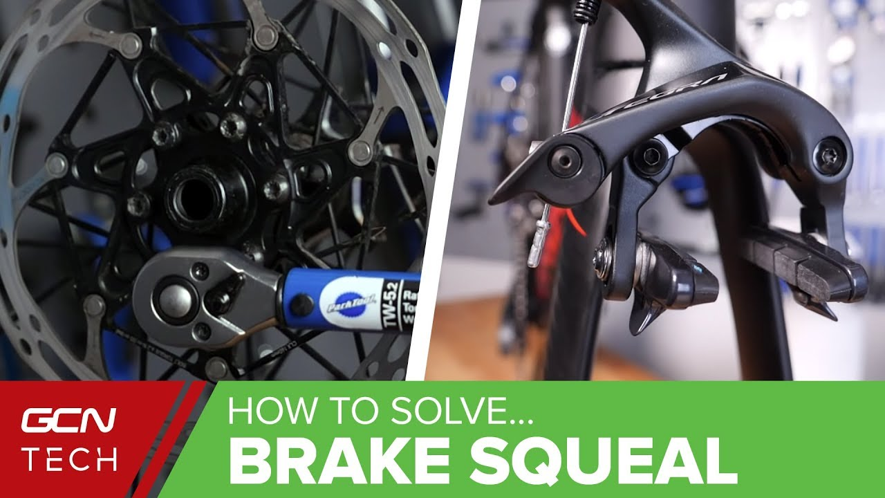 How To Solve Brake Squeal – Solutions For Noisy Brakes