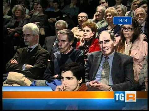 Antonio Cassese: il Sogno dei Diritti Umani - Tg 3 FVG 15 mar 2012