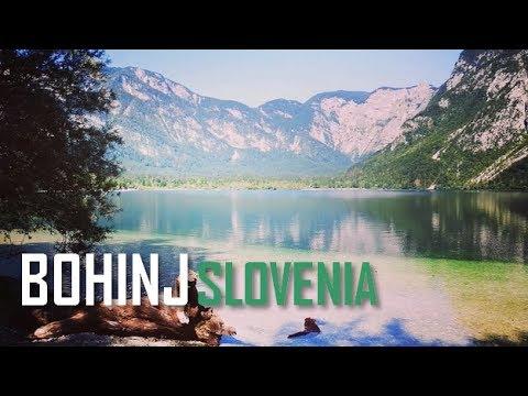 Bohinj Lake - Slovenia
