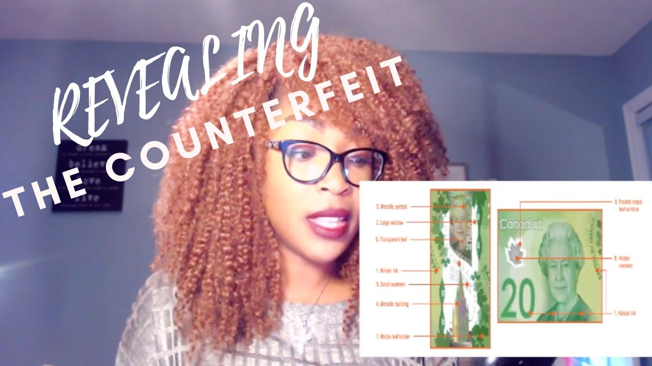REVEALING THE COUNTERFEIT -WHAT IS A COUNTERFEIT(REPOST)#counterfeit