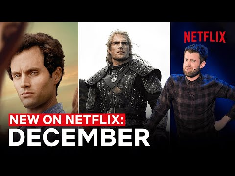 What's New On Netflix UK In December