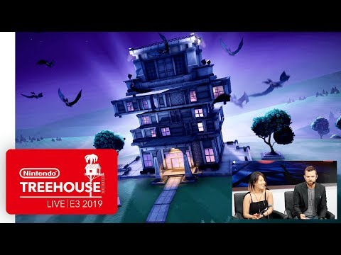 Luigi's Mansion 3 Gameplay Pt. 2 - Nintendo Treehouse: Live | E3 2019