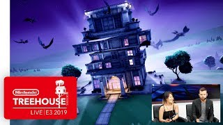 Download Luigi's Mansion 3 Gameplay Pt. 2 - Nintendo Treehouse: Live | E3 2019 Mp3 and Videos