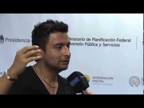 Entrevista a Alex Campos