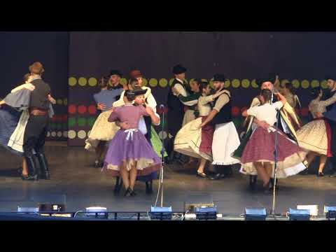 Folk Ensemble of Debrecen, Hungary - XXXIII International Folklore Meeting Lublin 2018 - 10.07.2018