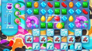 Candy Crush Soda Saga Level 965 - NO BOOSTERS