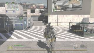 MW2 - 3rd Person Gameplay