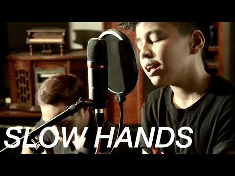 SLOW HANDS by Niall Horan (Acoustic Cover) | Sam Shoaf