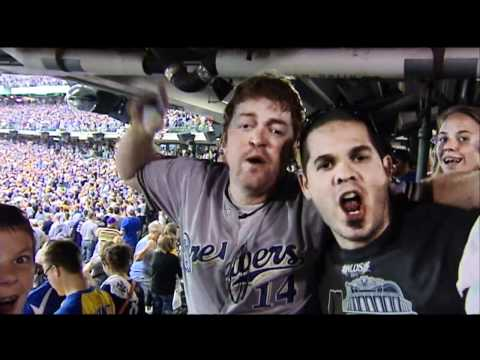 Brewers Fans Looking Ahead To National League Championship