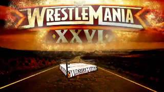 WWE WrestleMania 26 Theme Song I Made It (Cash Money Heroes) by Kevin Rudolf