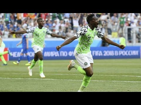 Download Nigeria vs Iceland 2-0 HIGHLIGHTS  FIFA World Cup Russia 2018