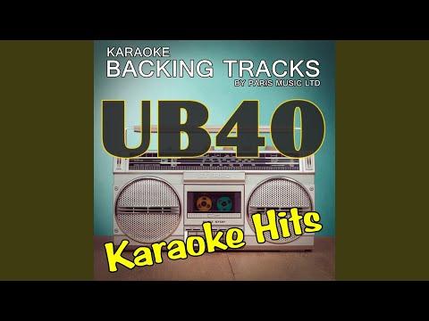Sweet Sensation (Originally Performed By Ub40) (Karaoke Version)