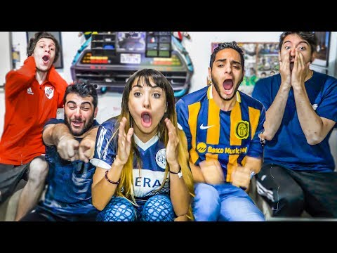 Rosario Central 1 (4) Gimnasia 1 (1) | FINAL Copa Argentina 2018 | Reacciones de Amigos/as