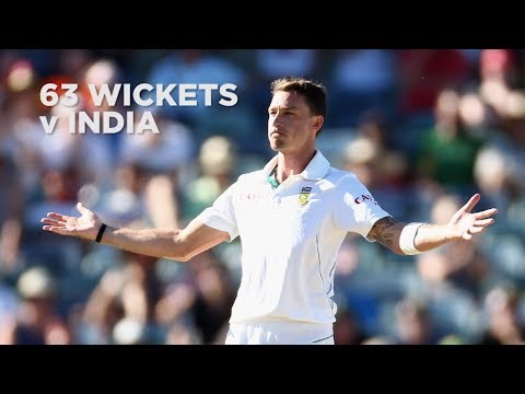 India vs South Africa Pre Match Analysis : Dale Steyn Bowling