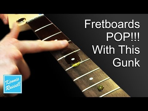 How to Treat Your Guitar Fretboard & Make It Look Amazing!