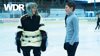 Kann es Johannes? - Eiskunstlauf   WDR