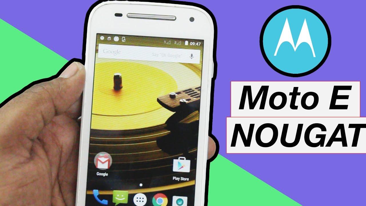 Motorola Moto E Dual SIM Custom ROM Videos - Waoweo