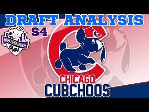 Chicago Cubchoos Draft Analysis Breakdown! NPA Draft Recap! | National Pokemon Association Analysis