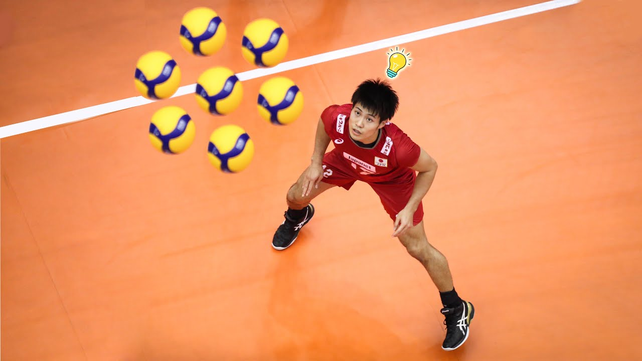 The BRAIN of Volleyball Team Japan | Masahiro Sekita (HD)