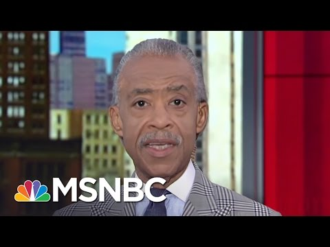 Al Sharpton: I Don't Like Issues Donald Trump Is Running On | Morning Joe | MSNBC