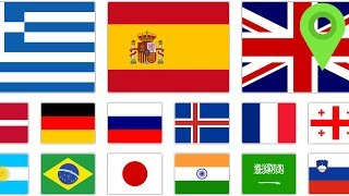 Can You Name Every Country By Its Flag?