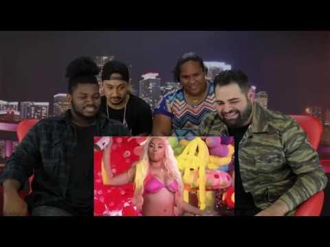 "6ix9ine, Nicki Minaj, Murda Beatz - �"" (Official Music Video) *REACTION*"