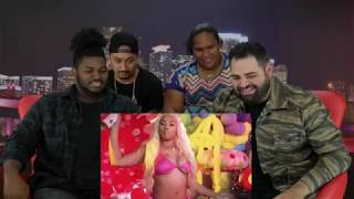 6Ix9Ine Nicki Minaj Murda Beatz FEFE REACTION.mp3