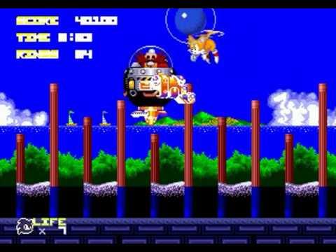 Sonic 3 Resort Island (Genesis) - Longplay