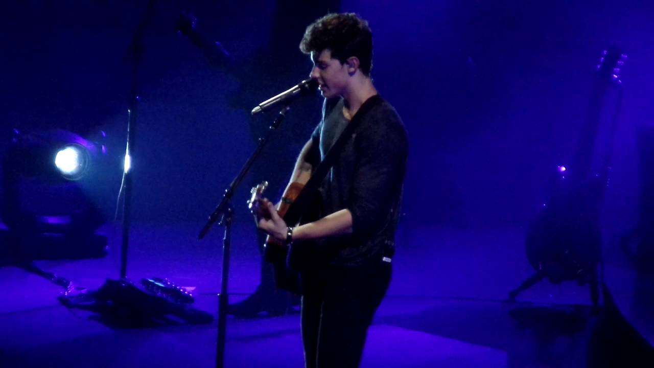 Shawn Mendes No Promises Live At Madison Square Garden Youtube
