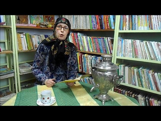 Изображение предпросмотра прочтения – ИннаКуленко читает произведение «Сварливая жена» (Русский фольклор )