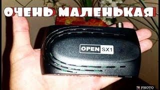 Як налаштувати тюнер Open SX1, введення біс ключів, налагодження нових каналів, редагування.