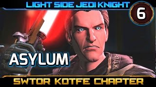 SWTOR Knights of the Fallen Empire ► CHAPTER 6, ASYLUM - Light Side Jedi Knight (KOTFE)