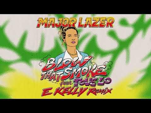 Major Lazer – Blow That Smoke (Feat. Tove Lo) (E Kelly Remix) (Official Audio)