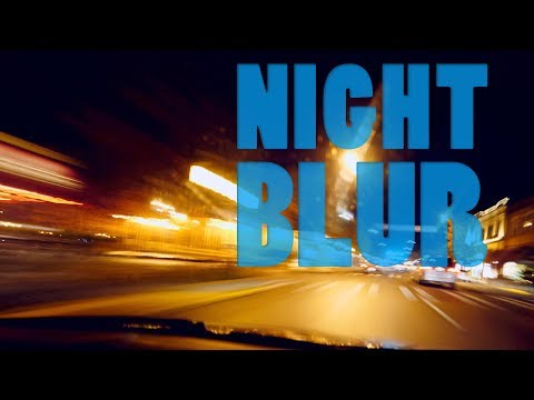 🔴   Capturing Nighttime Motion Blur for Video (Featuring LUMIX GH5)