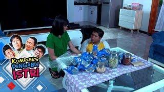 KOMPLEKS PENGABDI ISTRI Kocak Frengki Borong Snack Tapi Gak Dapet Hadiah
