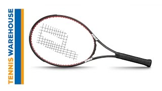 Prince Textreme Warrior 107 Racquet Review