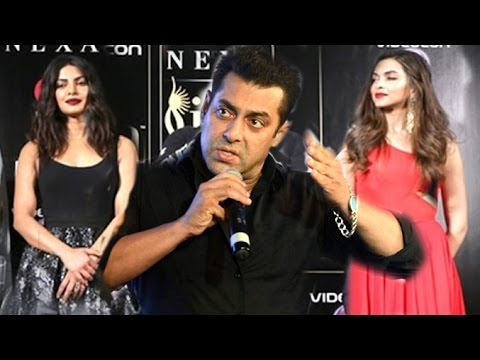 Priyanka Chopra On Salman Khan's INSULT At IIFA Awards 2016 Press Confrence