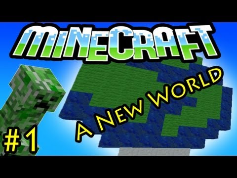 Minecraft: A NEW WORLD