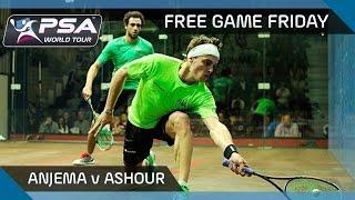 Squash: Free Game Friday - Anjema v Ashour - World Champs 2013