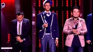 The Voice Thailand   นนท์ VS ตู่ VS โม   21 Oct 2012
