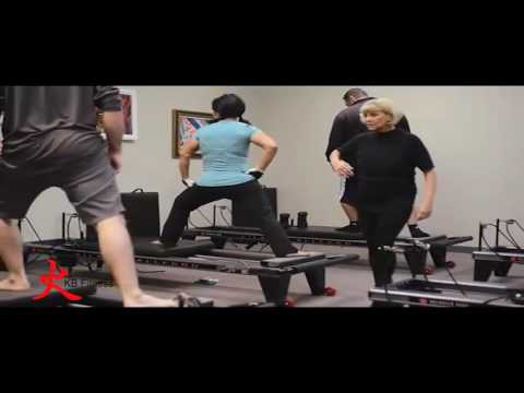 Pilates Reformer Workout Full Body Palo Alto KB Fitness Small Group Classes