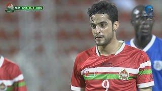 أهداف مباراة منتخب عمان 5-0 غينيا | افتتاح كأس العالم العسكرية 2017