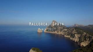 Mallorca, Spain Honeymoon 2017 DJI Mavic Pro