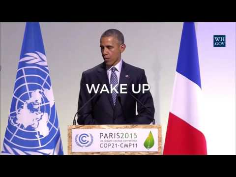 The Spirit in Obama quotes Scriptures!  The Agenda 2030 goals is world government!!!