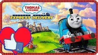 Игра Thomas Friends Express Томас и его Друзья эскспресс доставка!
