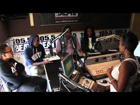 4th & Ocean with First Lady Niki on 1055 The Beat